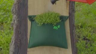 DIY: Vertikalen Garten selber bauen
