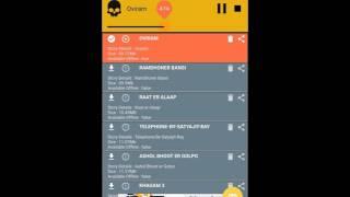 Sunday Suspense Android app usage demo