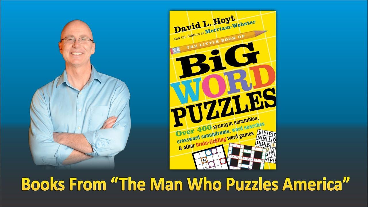 The Little Book of Big Word Puzzles - DavidLHoytBooks com