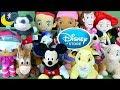 LOTS of Disney Store Stuffed Plush Toys! Mickey, Minnie, Simba, Woody, Jessie, Bullsyeye & Much More
