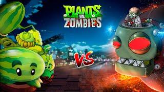 БИТВА С ГЛАВНЫМ БОССОМ Финал Игры РАСТЕНИЯ против ЗОМБИ Plants Vs Zombies от Cool GAMES