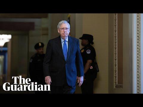 US Senate leaders reach deal on $2tn coronavirus aid