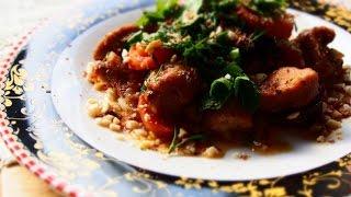 Вкусный рецепт.Филе индейки тушеное с черносливом.