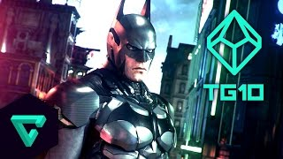 Top 10: Reasons To Be Excited For Batman Arkham Knight  | TG10