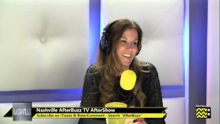 "Nashville After Show  Season 1 Episode 20 "" A Picture From Life's Other Side "" 