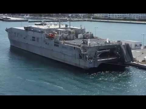 USNS Spearhead (T-JHSV-1)