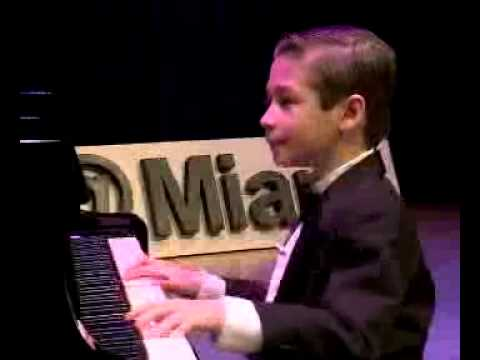 The little piano man | Brandon Goldberg | TEDxYouth@Miami