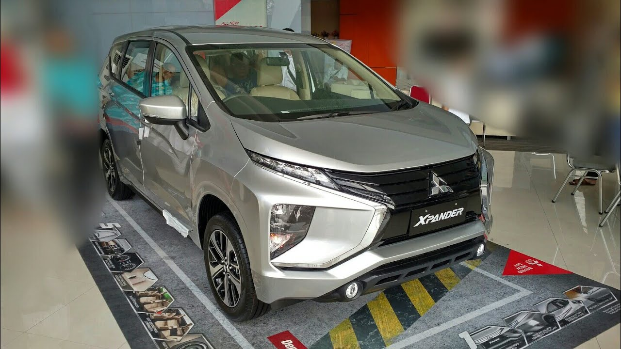 In Depth Tour Mitsubishi Xpander Exceed M/T - Indonesia ...