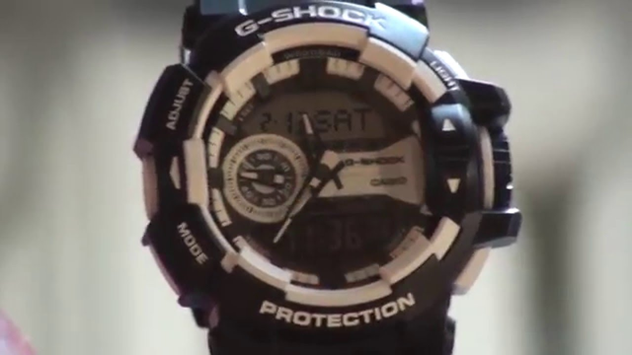 sports shoes a2138 c5804 Casio 5398 G-shock Unboxing