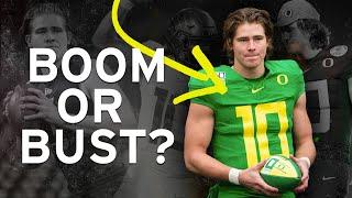 Justin Herbert NFL Draft Profile - Boom or Bust?