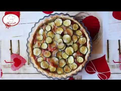 Torta Rustica Vegetariana
