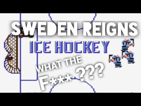 Welcome To NES Ice Hockey