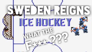 The Best Ice Hockey game ever SPED UP - NES Online Retro Play Part 4