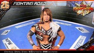 Fire Pro Wrestling World: Fighting Road #26 - The belt itself is meaningless