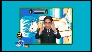 WarioWare WTF 3: EVEN MORE Japanese WarioWare DIY Fan Games