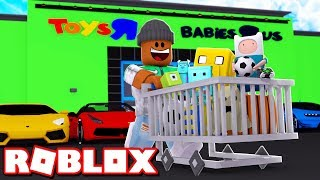 TOYS R US TYCOON IN ROBLOX