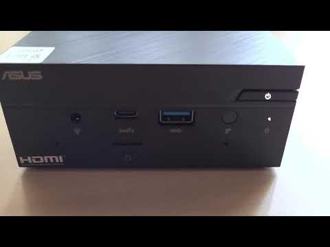 ASUS Mini PC PN62 - noise under full load