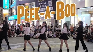 [KPOP IN PUBLIC] RED VELVET 'PEEKABOO' DANCE COVER by RENAME from TAIWAN(五團聯合公演)