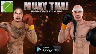 Muay Thai 2 Fighting Clash - Android Gameplay HD