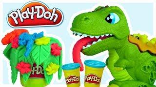 Play Doh • Smutny dinozaur • LOL Surprise • bajki dla dzieci