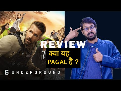 6 Underground Best Movies Review  In Hindi By Update One