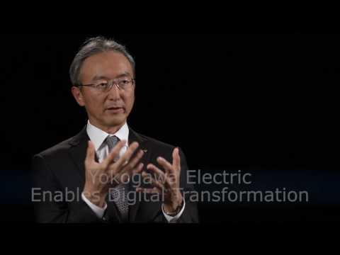 Satoru Kurosu, EVP at Yokogawa Electric Corporation @ ARC Industry Forum 2017