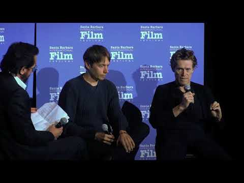 "SBIFF Cinema Society - ""The Florida Project"" Q&A w/ Sean Baker & Willem Dafoe - Clip 03"