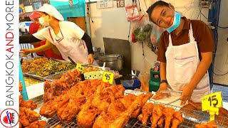 THAI STREET FOOD Market Bangkok | Hungry Right Now?
