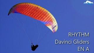 Обзор параплана Davinci Gliders RHYTHM EN A / Davinci Gliders EN A RHYTHM paraglider review
