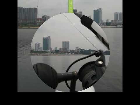 Fishing @ Woodlands Waterfront