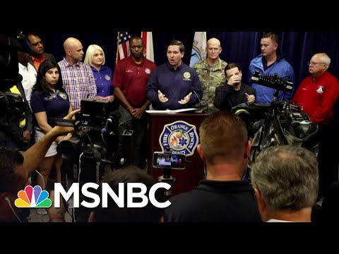 Florida Governor DeSantis Announces Statewide Stay-At-Home Order | MSNBC