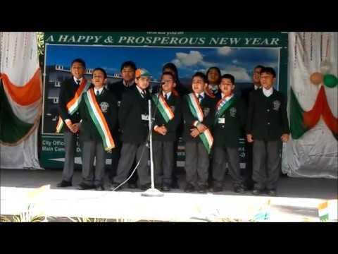Celebration Republic Day 2018 - DPS Dehrdun Rajpur Branch