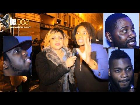 Youssoupha, Singuila Et Ferre Gola Pleurent La Defaite Des Léopards. DJ Arafat Danse Ya MADO