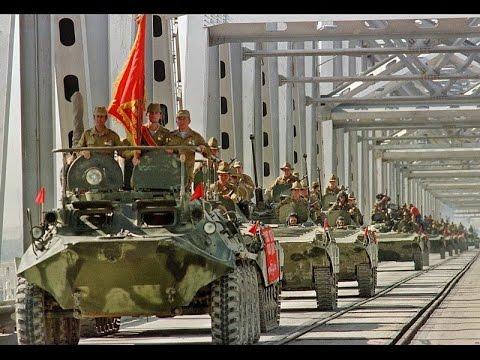 Афганские песни - Мы уходим (Прощайте горы)