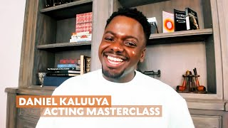 Daniel Kaluuya | Get Out, Black Panther, Judas and the Black Messiah & More | Acting Masterclass