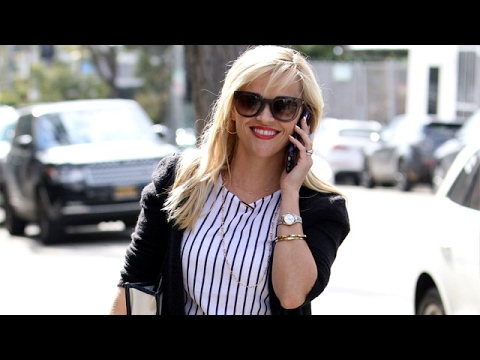 Reese Witherspoon Practically Glowing In Beverly Hills