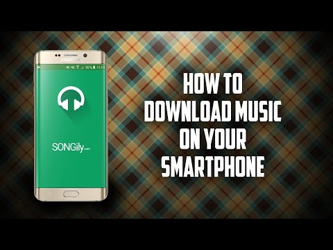HOW TO Download Music On Your Phone!!! (March 2017)