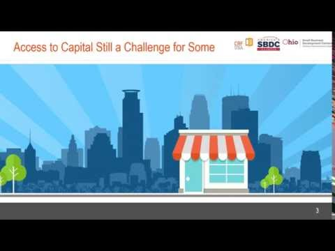 Webinar Access to capital from a mission-driven small business lender