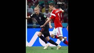 гол Черышева в ворота Хорватии