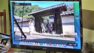 先日、瀬戸内海賊物語の映画が封切りされたが、2年前ここ大島で村上水...