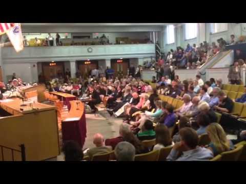 Paul Heroux testimony on Massachusetts House Bill 4121 (2014)