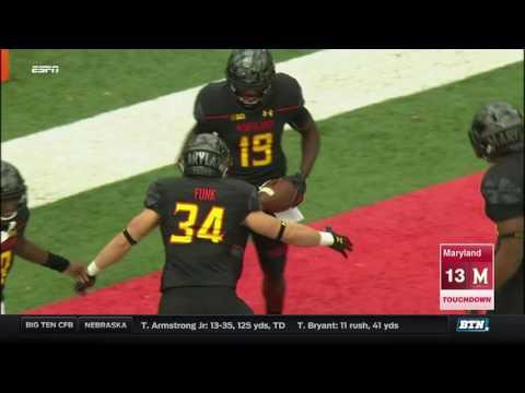 Rutgers at Maryland - Football Highlights