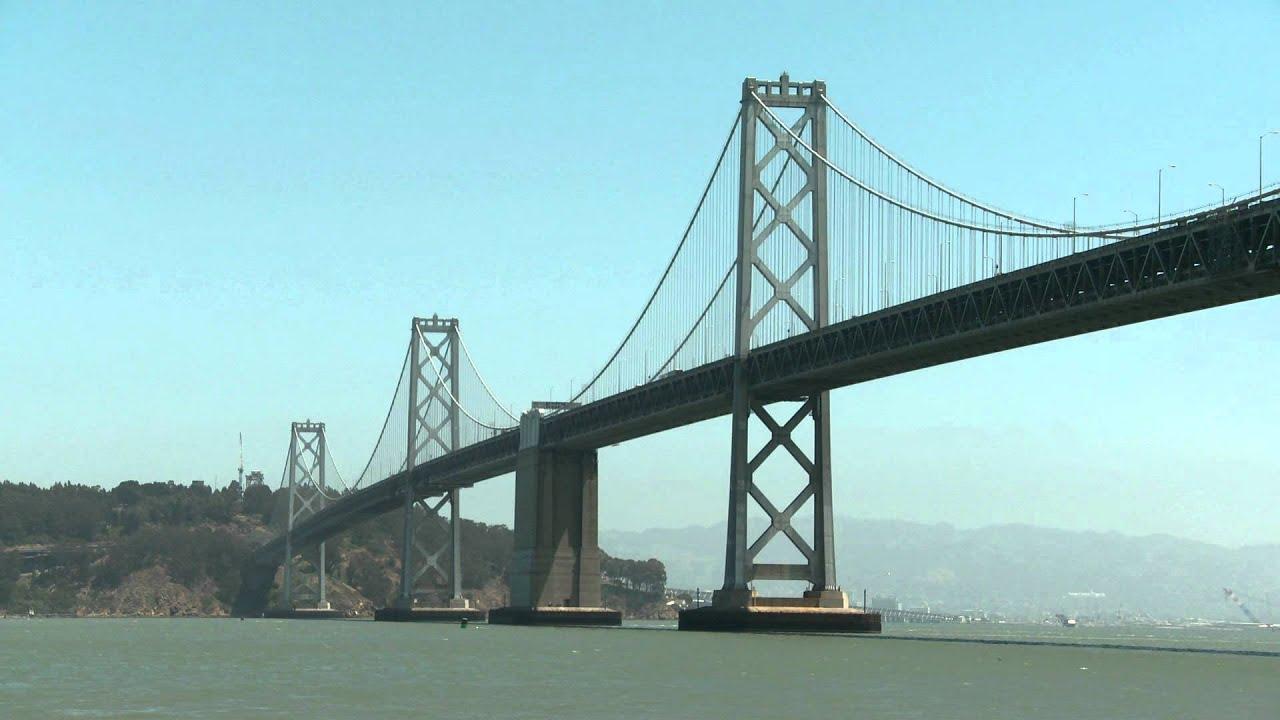 San Francisco Bay Bridge - YouTube