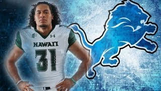 Film Study: How Jahlani Tavai could be a key piece of the Detroit Lions defense