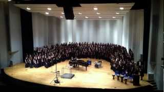 Hymn to Freedom - GMEA All-State 2012 Middle School Treble Chorus