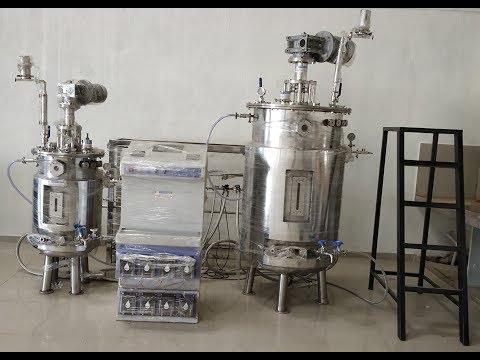 Industrial Fermenter Manufacturer