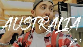 MYSTERY FLIGHTS AUSTRALIA PART 1 |  LIVE DECISION FROM LAX