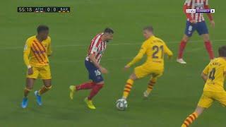 Atletico Madrid 0-1 Barcelona   LaLiga 19/20 Extended Match Highlights