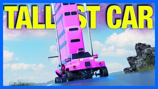 Building The Best Worst Car EVER in Automation & BeamNG