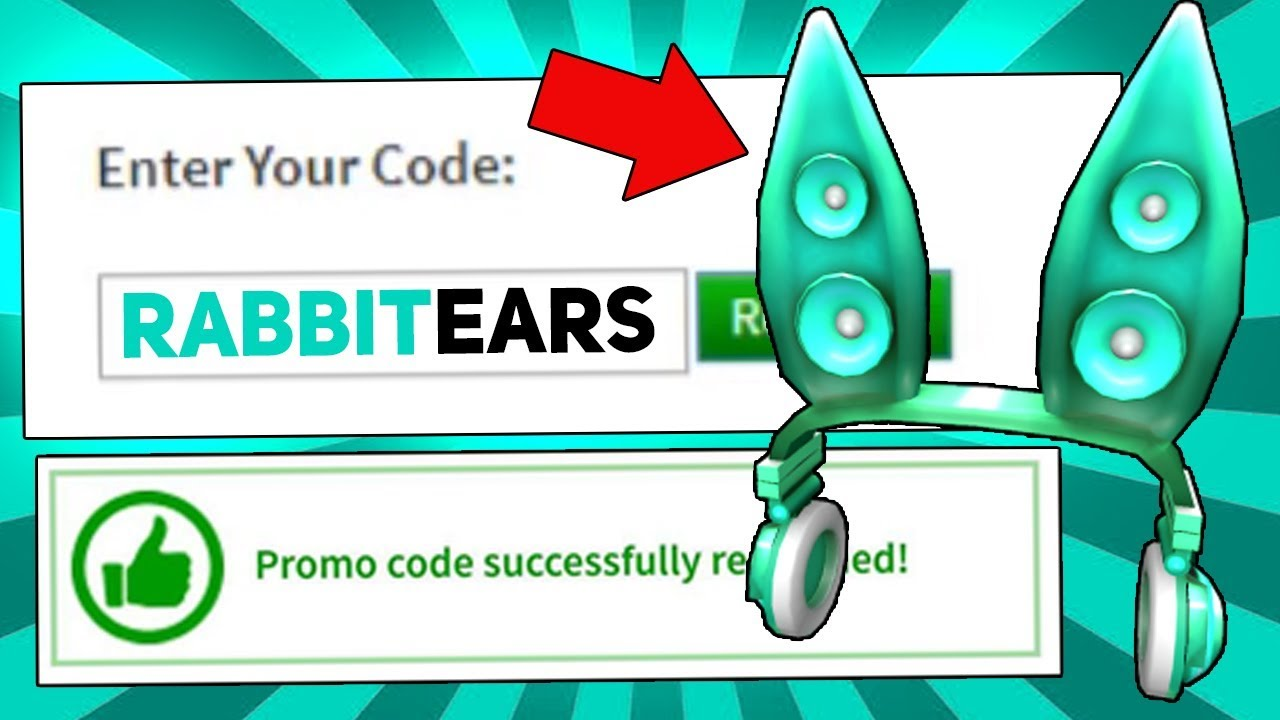 New Working Promo Codes On Roblox Gives You Free Headphones